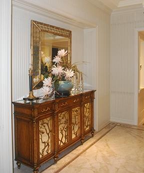 玄关、客厅
